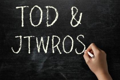 TOD & JTWROS