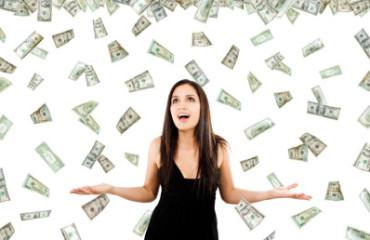 Windfall money
