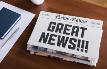 positive news retirement